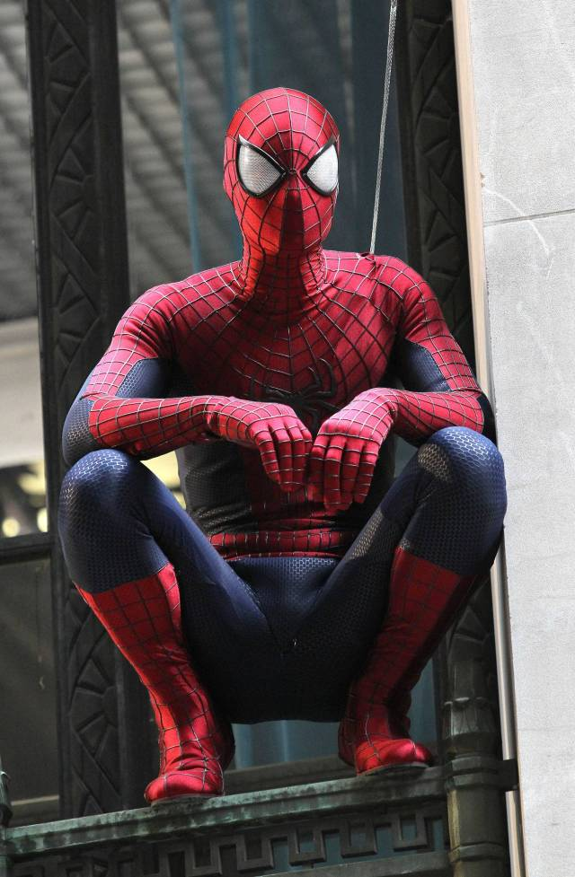 theamazingspiderman2costume