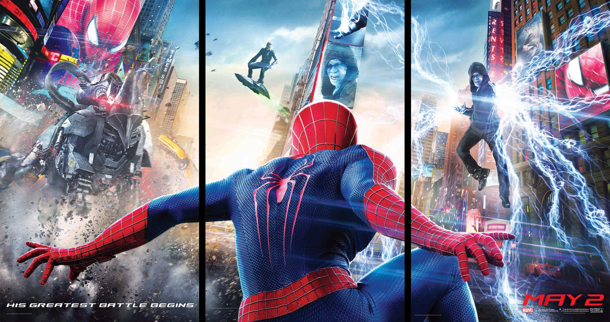 theamazingspiderman2banner